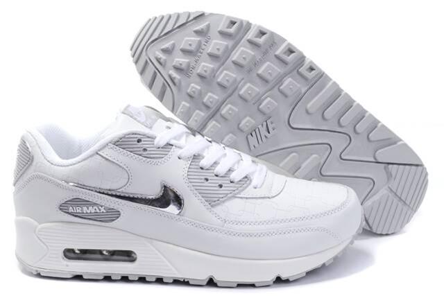 France Pas Cher Nike Air Max BW Classic Femme Blanc Rose Or