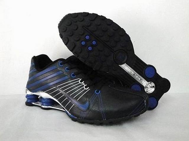 size 40 72b2f 2f3cd chaussures nike shox rivalry petrol,foot locker nice,Nouvelle Nike Shox R3  Cuir