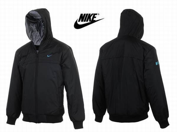 Nike polyester veste de survetement pour homme